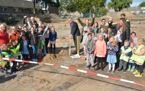 Feest in Veenendaal-west